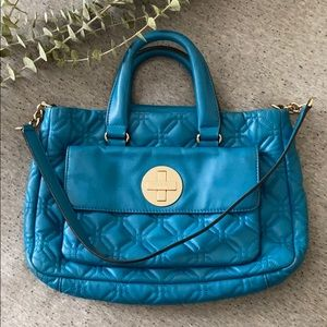 Teal Kate Spade Shoulder Bag